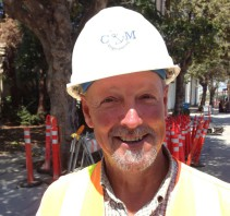 Dennis Sheil, Project and Construction Manager