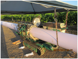 Napa Sanitation District - Los Carneros Recylced Pipeline Project